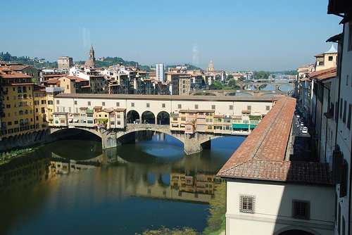 Everything you need to know about the Vasari Corridor