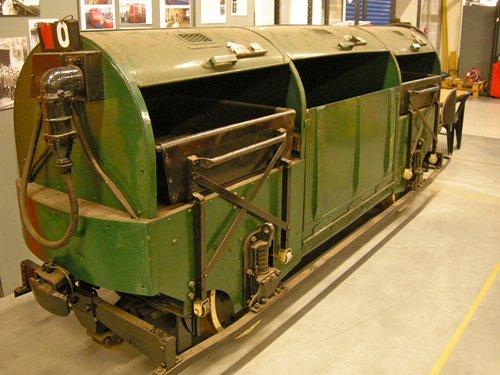 Royal Mail Underground Railway